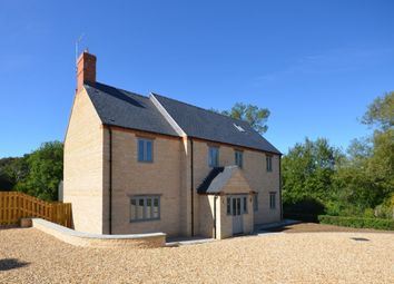 Thumbnail 5 bed detached house to rent in West End, Silverstone, Towcester