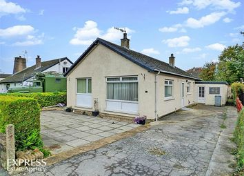 Thumbnail 3 bed detached bungalow for sale in Morewood Drive, Burton, Carnforth, Cumbria