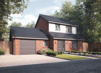 Thumbnail 3 bed detached house for sale in Breeden Drive, Curdworth, Sutton Coldfield