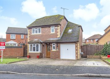 Thumbnail 3 bed detached house for sale in Abbeyfields Drive, Studley