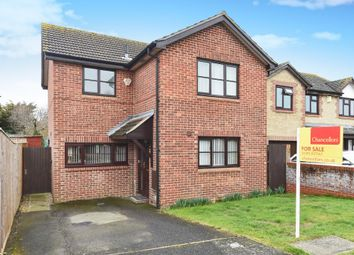 Thumbnail 3 bedroom detached house for sale in Chalgrove, Oxford