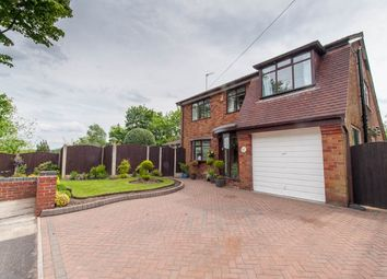 Thumbnail 4 bed detached house for sale in Heywood Hall Road, Heywood
