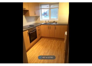 Thumbnail 1 bed flat to rent in Hucknall, Nottingham