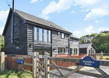 Thumbnail 5 bed detached house for sale in Ropley, Alresford, Hampshire