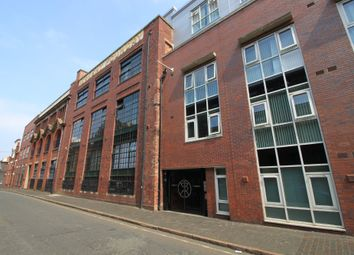 Thumbnail 2 bed flat for sale in Derwent Foundry, 5 Mary Ann Street, St. Pauls Square