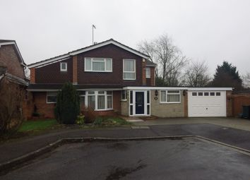 Thumbnail 5 bed detached house to rent in Tennyson Close, Banbury, Oxfordshire
