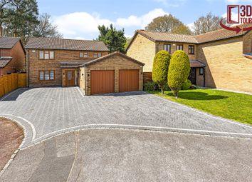 Tiffany Close, Wokingham, Berkshire RG41. 4 bed detached house for sale