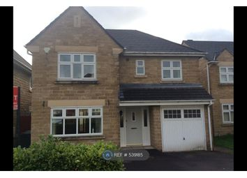 Thumbnail 4 bed detached house to rent in Three Brooks Way, Oswaldtwistle