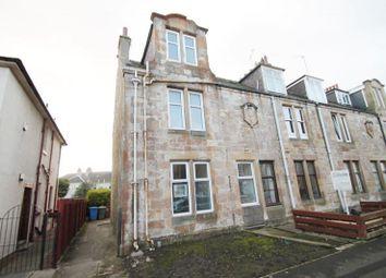 Thumbnail 3 bed flat for sale in 38, Roxburgh Street, Grangemouth Falkirk FK39Aj