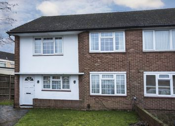 Thumbnail 2 bedroom maisonette for sale in Flaxman Close, Earley, Reading