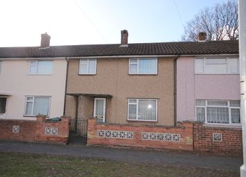 Thumbnail 3 bed terraced house for sale in Windmill Close, Goldington, Bedford