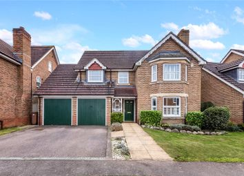 Thumbnail 4 bed detached house for sale in Burns Close, Carshalton Beeches, Surrey