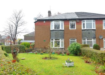 Thumbnail 2 bed flat for sale in Bowden Drive, Glasgow, Lanarkshire