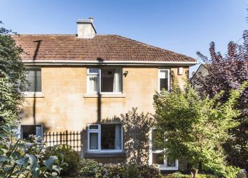 Thumbnail 3 bedroom semi-detached house for sale in Bloomfield Road, Bath