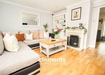 Thumbnail 2 bed terraced house for sale in Aubreys Road, Hemel Hempstead