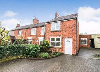 Thumbnail 2 bed terraced house for sale in Pentrich Road, Swanwick, Alfreton
