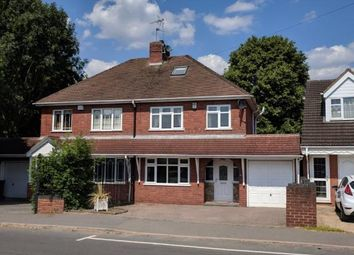 Thumbnail 3 bed semi-detached house for sale in Water Street, Kingswinford, West Midlands