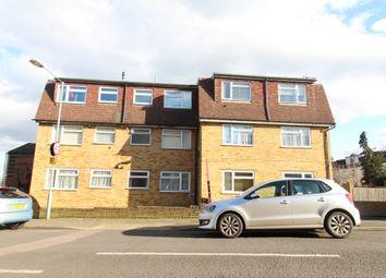 Thumbnail 1 bed flat for sale in King Edward Road, Gillingham, Kent