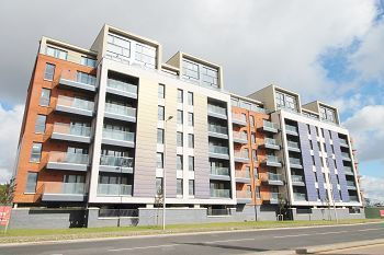 Thumbnail 2 bedroom flat to rent in Riverside Drive, Dundee