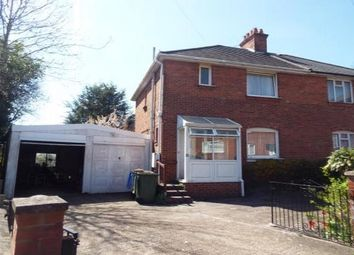 Thumbnail 3 bed shared accommodation to rent in Woodcote Road, Southampton