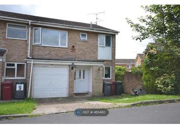 Thumbnail 3 bed semi-detached house to rent in Kings Way, Reading