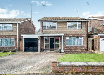 Thumbnail 4 bed detached house for sale in Wootton Drive, Hemel Hempstead, Hertfordshire, .