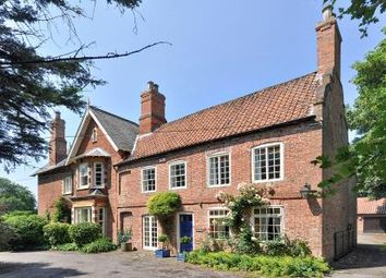 Thumbnail 6 bed property for sale in The Old Rectory, Grove, Retford, Nottinghamshire