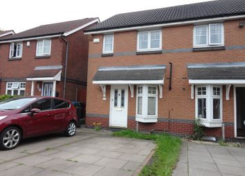 Thumbnail 2 bed semi-detached house to rent in Avery Myers Close, Oldbury