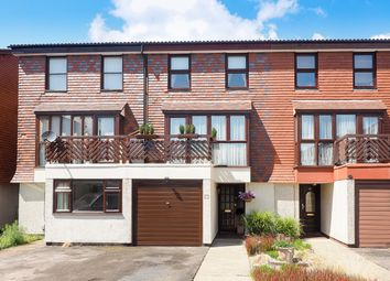 Thumbnail 3 bed town house for sale in Derwent Road, London