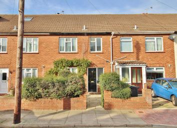 Thumbnail 3 bedroom terraced house for sale in Brompton Road, Southsea