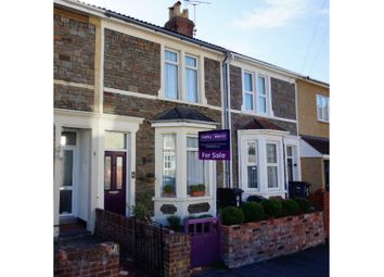 Thumbnail 2 bed terraced house for sale in Pendennis Park, Brislington