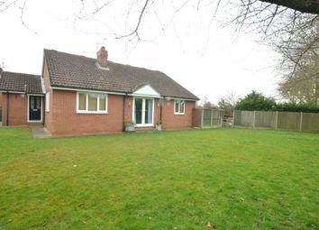 Thumbnail 4 bed detached bungalow for sale in Holmes Park, Eastrington, Goole