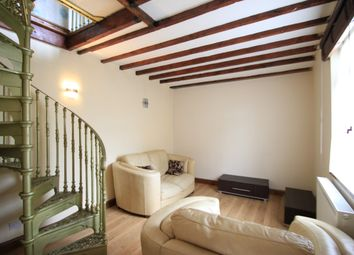 Thumbnail 1 bed end terrace house to rent in Victoria Terrace, Stafford, Staffordshire