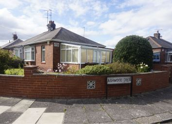 Thumbnail 2 bed bungalow for sale in Ashwood Crescent, Newcastle Upon Tyne