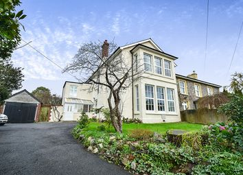 Thumbnail 5 bed semi-detached house for sale in Highweek Village, Newton Abbot
