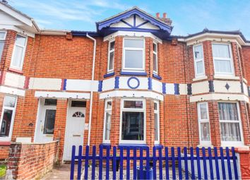 Thumbnail 3 bed terraced house for sale in Arnold Road, Eastleigh