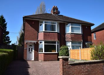 Thumbnail 2 bed semi-detached house for sale in Trentham Road, Dresden, Stoke-On-Trent