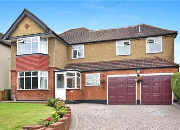 Thumbnail 5 bed property for sale in Mount Park, Carshalton