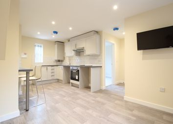 Thumbnail 1 bed flat to rent in St. Margarets, Main Road, Quadring, Spalding