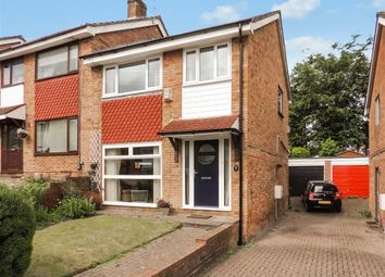 Thumbnail 3 bed semi-detached house for sale in Overdale Road, Romiley, Stockport