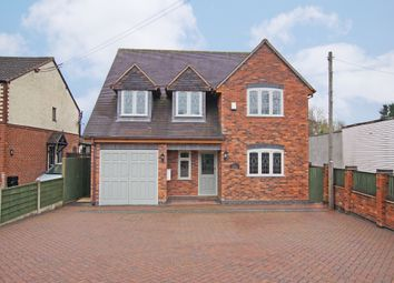 Redditch Road, Hopwood, Alvechurch B48. 4 bed detached house for sale