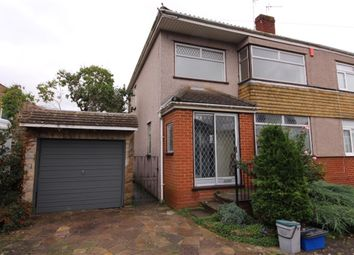 Thumbnail Semi-detached house to rent in Stockwell Avenue, Mangotsfield, Bristol