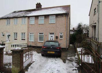 Thumbnail 3 bedroom semi-detached house for sale in Cliftondene Crescent, Belfast