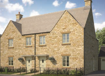 Thumbnail 4 bed end terrace house for sale in The Maple, Amberley Park, London Road, Tetbury, Gloucestershire