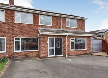 Thumbnail 5 bed semi-detached house for sale in Gilpin Close, Melton Mowbray