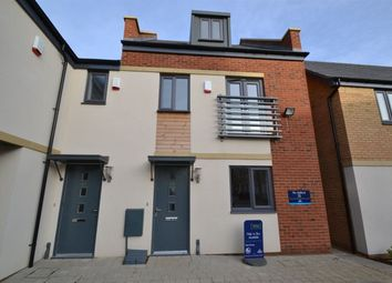 Thumbnail 3 bed property to rent in Bayleaf Avenue, Hampton Vale, Peterborough