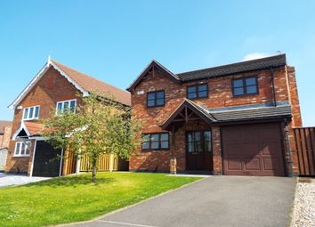 Thumbnail 4 bed detached house to rent in Saltby Green, West Bridgford, Nottingham
