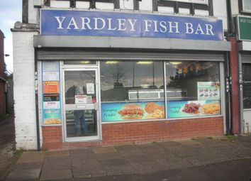 Thumbnail Restaurant/cafe to let in Coventry Road, Yardley