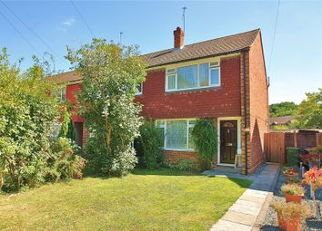 Thumbnail 3 bed end terrace house for sale in St Johns, Woking, Surrey