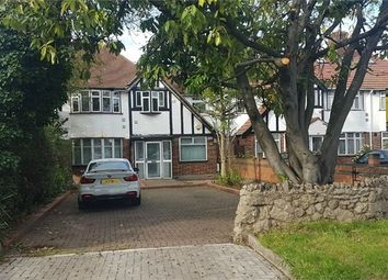 Thumbnail 3 bed flat to rent in Bath Road, Hounslow, Greater London